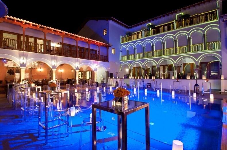 Топ-5 самых роскошных отелей в мире