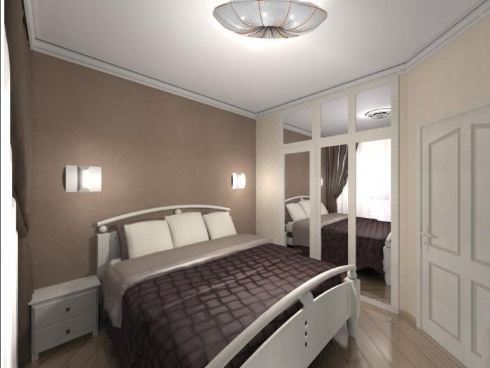 Дизайн маленькой комнаты - интерьер своими руками