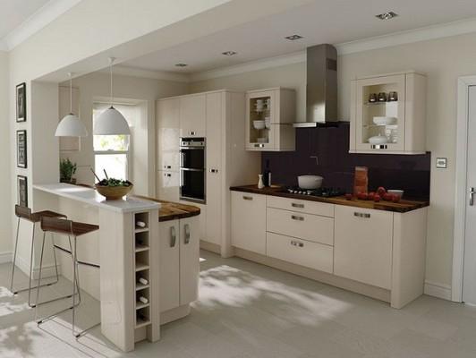 Как сделать барную стойку своими руками на кухне? фото
