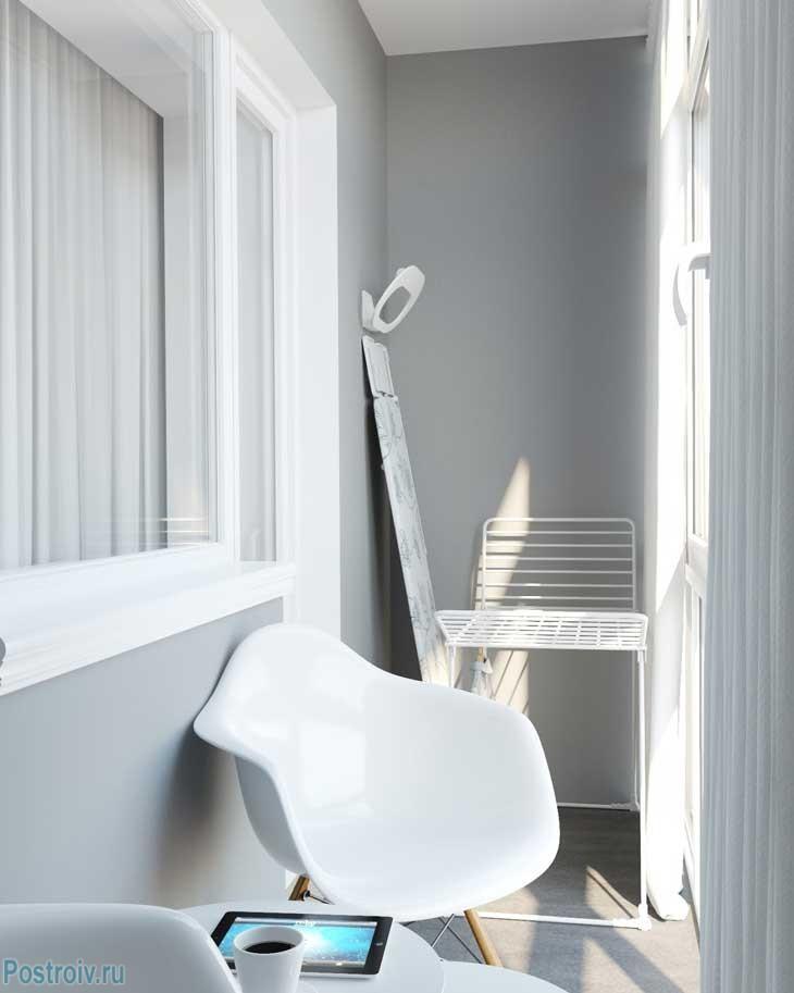 Дизайн двухкомнатной квартиры 50 кв.м. с угловой кухней и раздельным санузлом