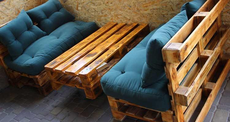 Мебель из поддонов своими руками. пошагово, фото