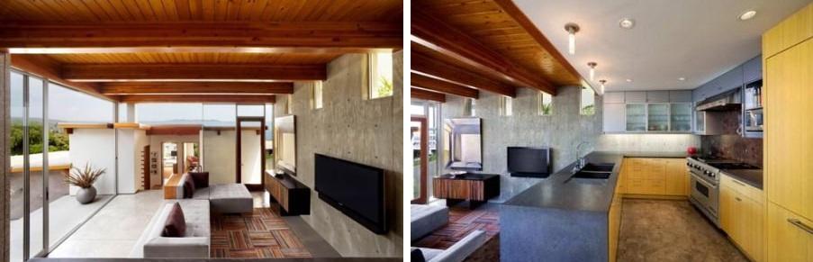 Нитяные шторы - кисея, веревочные шторы 30 фото