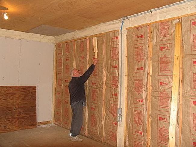 Как утеплить квартиру изнутри быстро? все варианты + фото