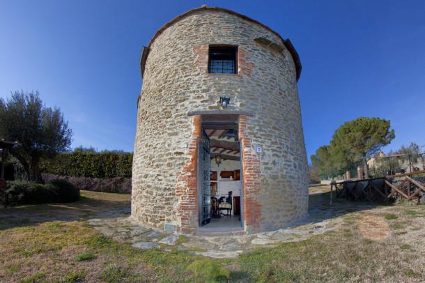 Квартира в водонапорной башне