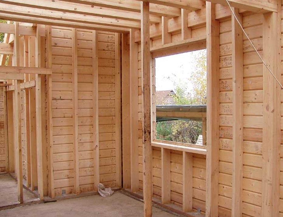 Обзор материалов для строительства стен