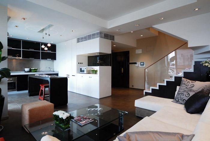 Особенности дизайн-проектов двухуровневой квартиры