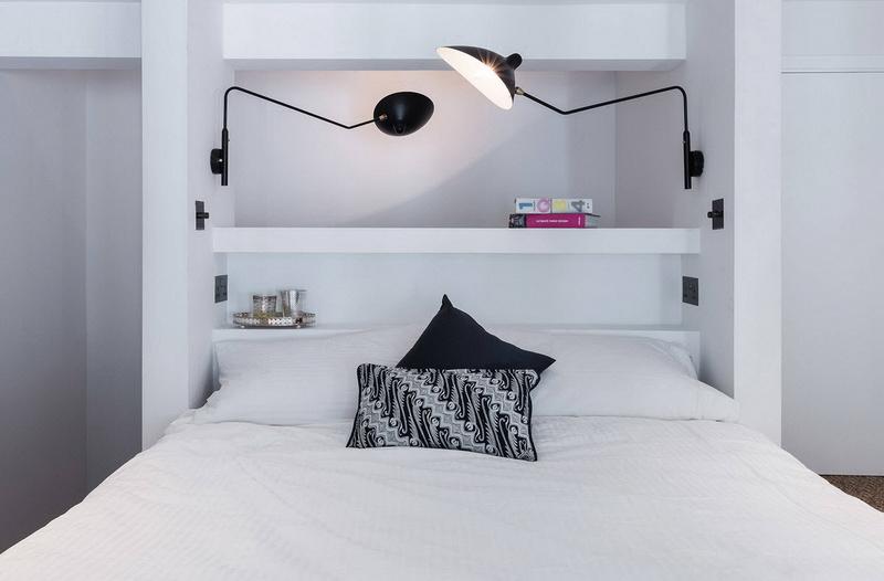 Особенности освещения в спальне — 50 примеров интерьера фото