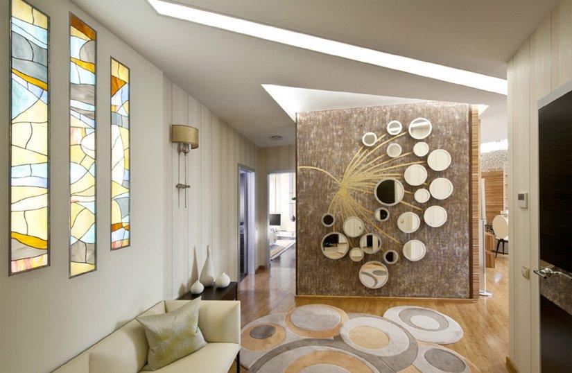 Зеркала в интерьере (20 фото), советы специалистов, зеркала как элемент дизайна в квартире