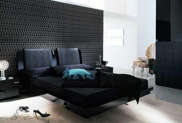 Идеи оформления спален. практичность и экстравагантность