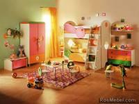 Интерьер детской комнаты - залог здоровья вашего ребенка!