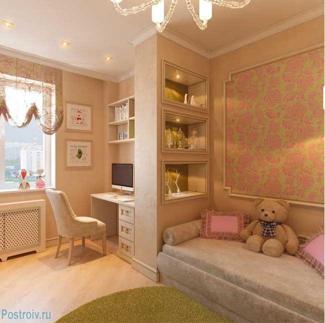 Воплощаем в жизнь английский интерьер в собственной квартире. 20 фото