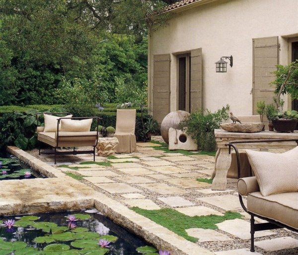 Идеи оригинальных садовых домиков