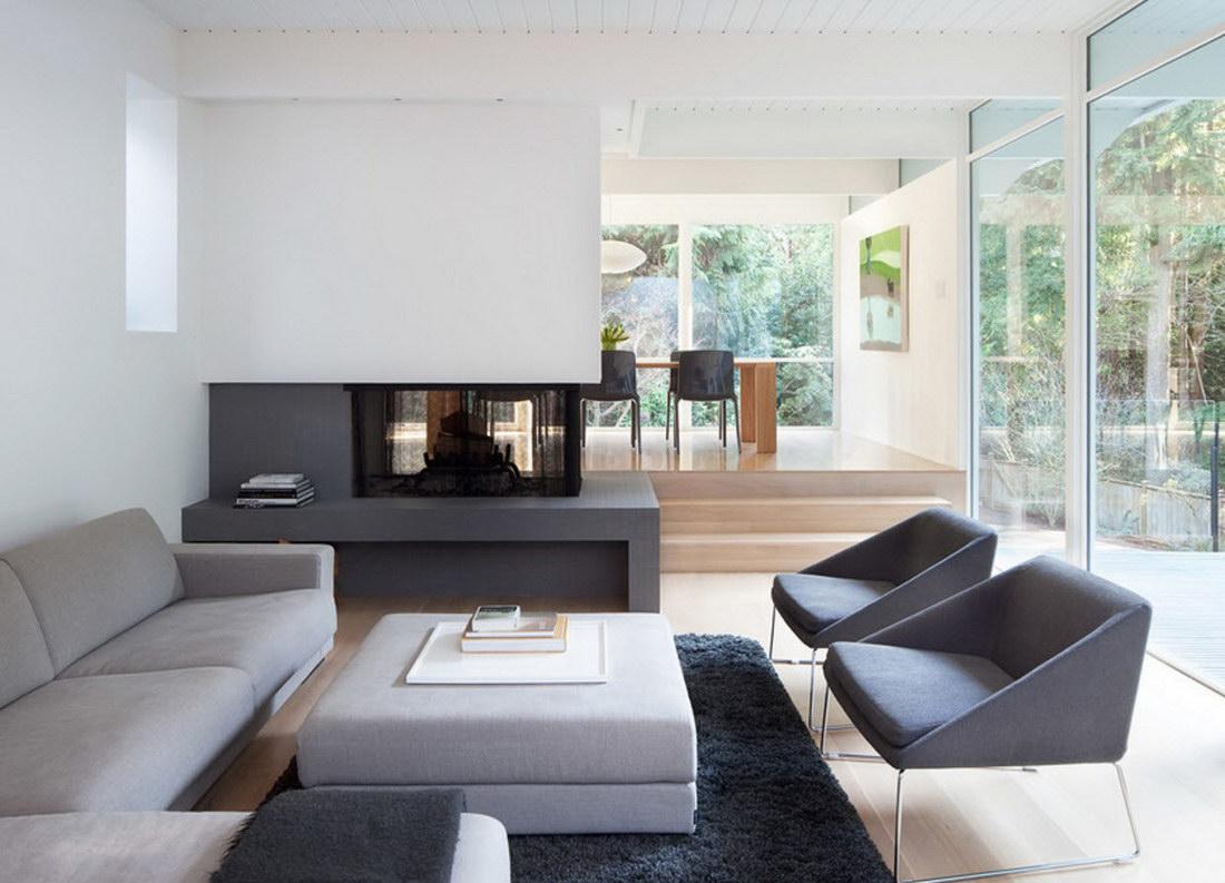 Как упростить декор комнаты и внедрить минималистический стиль? фото