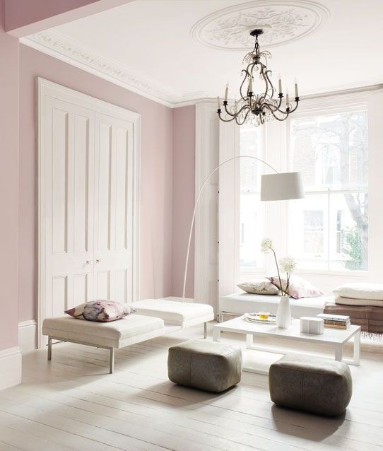 Кварцевый розовый в интерьере - 30 идей фото