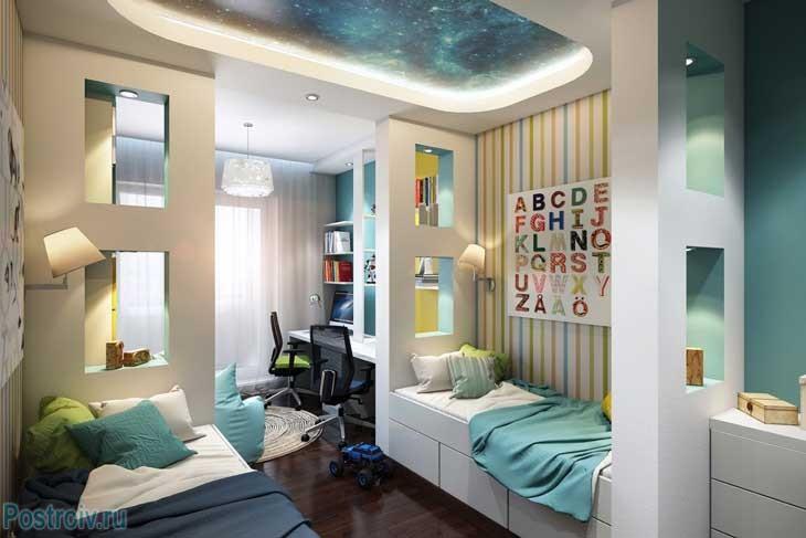 Два светлых интерьера детской комнаты. как сделать детскую спальню уникальной
