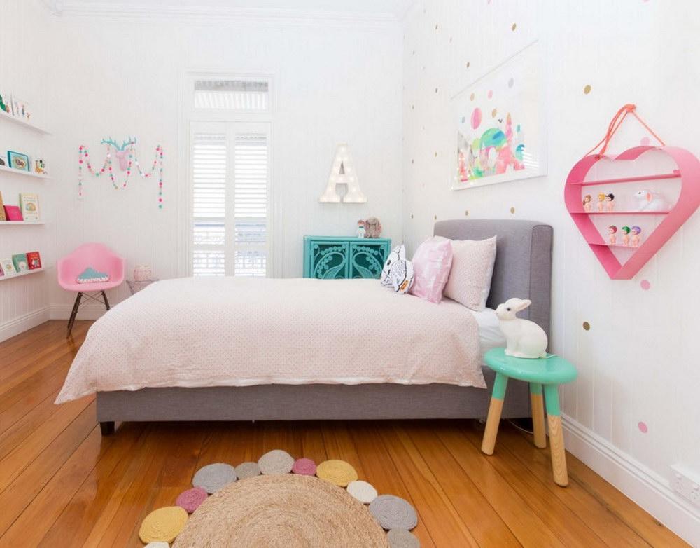 Комната для девочки - 70 новых идей!