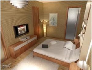 Дизайн 4 комнатной квартиры, идеи от профессионалов