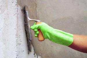 Как приготовить раствор для штукатурки стен своими руками. чем развести, состав и пропорции