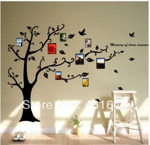 Декор стен своими руками: 30 идей покраски стен с фотографиями