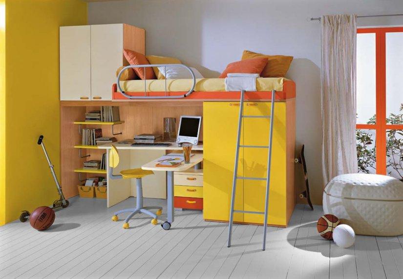 Интерьер детской комнаты для мальчиков (23 фото), для подростков, для малышей, примеры дизайна