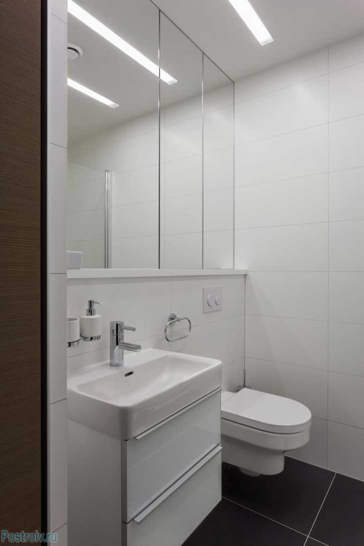 Стиль минимализм в интерьере квартир. рассмотрим 2 реальных примера. 34 фото