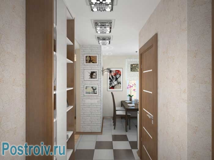 Маленькая прихожая. дизайн узкого коридора в квартире