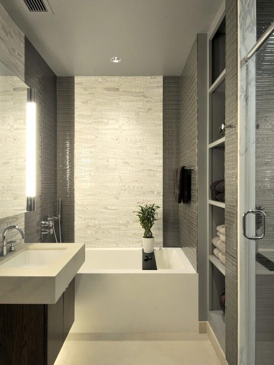 Коричневая плитка в интерьере кухни и ванной 33 фото