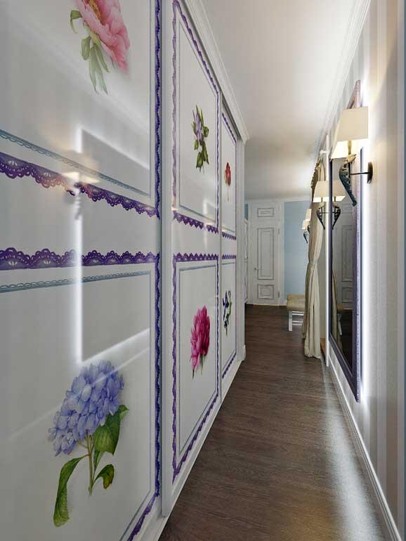Квартира в стиле прованс — фото двух интерьеров квартир.