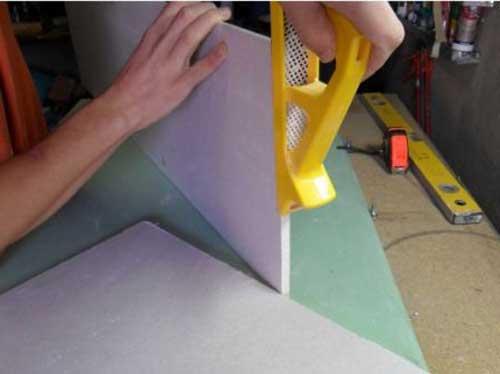 Как сделать межкомнатную перегородку из гипсокартона своими руками.
