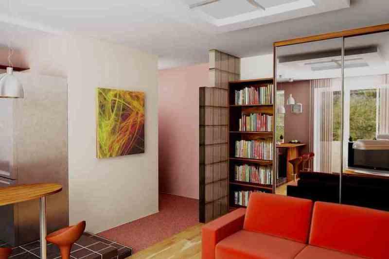 Дизайн квартиры хрущевки: можно ли обойтись без перепланировки?