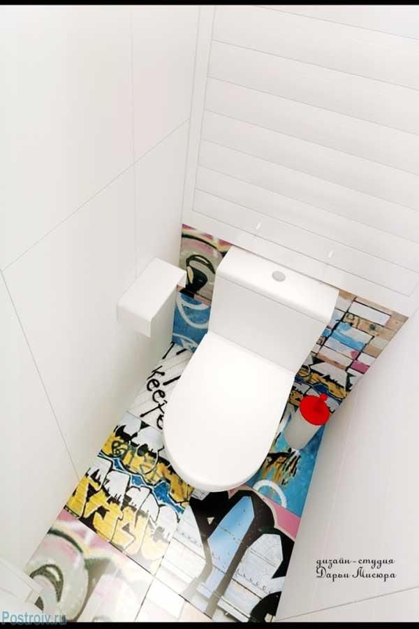 Стиль фьюжн в интерьере обычной двухкомнатной квартиры 57 кв. м. используем недорогую мебель и отделку