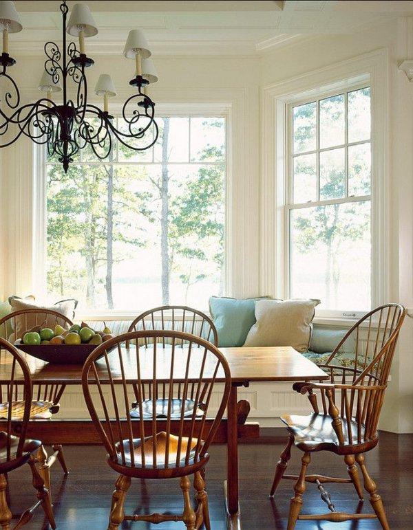 100 Фото стильных стульев для кухни