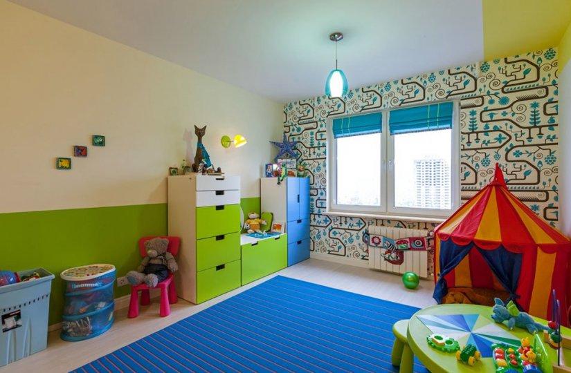 Интерьер детской комнаты икеа (21 фото), идеи дизайна детской ikea, мебель для детской, игровой комнаты