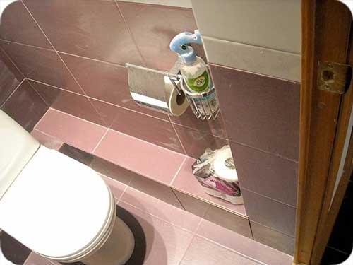 Как можно спрятать трубы в ванной комнате