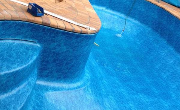 Как сделать бассейн из пвх пленки