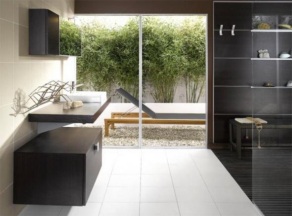 Тумбы для ванной - 100 идей для вдохновения фото интерьеров