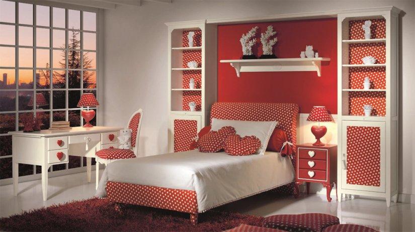 Спальня для подростка девочки (30 фото)