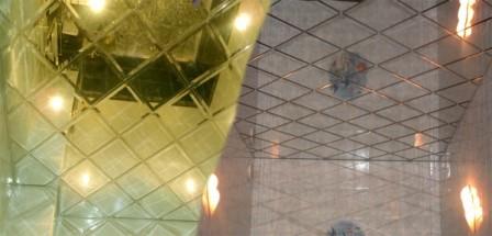 Виды потолочной плитки. фото