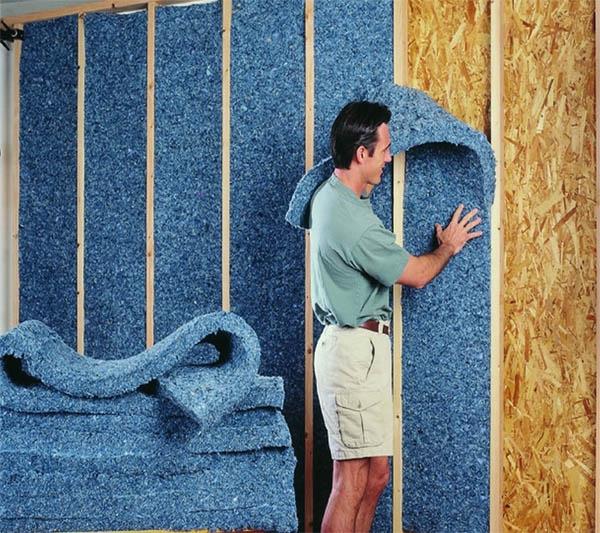 Как утеплить деревянный дом снаружи и изнутри? фото