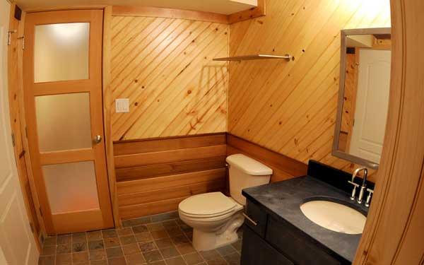 Отделка вагонкой внутри дома или квартиры. деревянная вагонка в интерьере