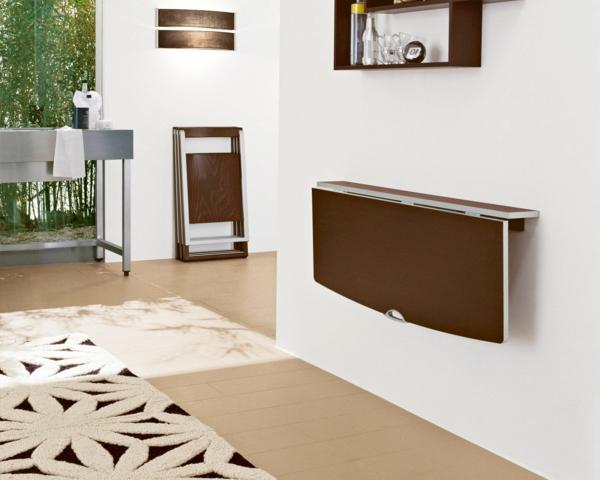 Складные столы для дома и офиса — 23 фото