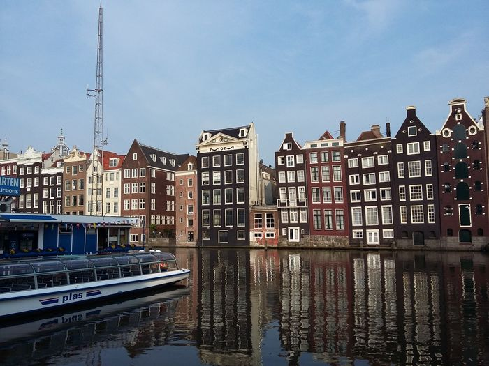 Квартира в амстердаме: просто и красиво