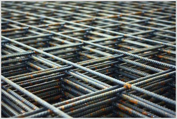 Фундамент из пластиковой арматуры, особенности строения