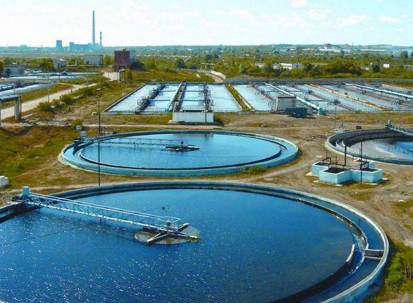 Система очистки сточных вод для дачи