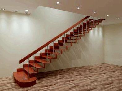 Краткая классификация лестниц