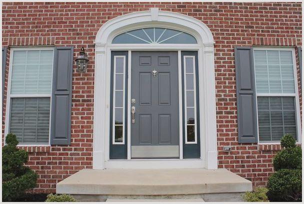 Выбираем монтаж железной двери