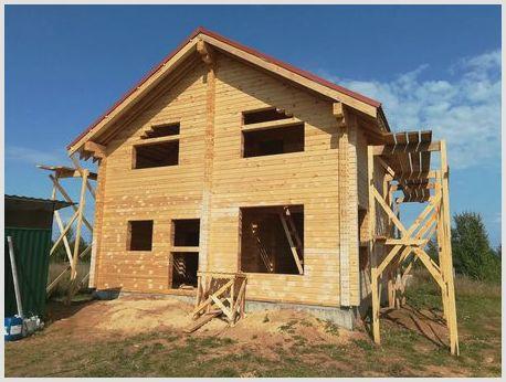 Как построить дом своими руками?