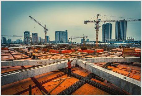 Пескобетон — материал для современного городского строительства