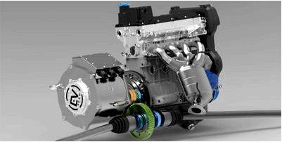 Создана концепция уникального электродвигателя.