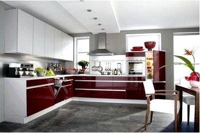 Особенности выбора и покупки мебели для кухни